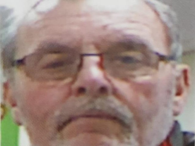 Police are appealing for help to locate missing man Neville Grattan. Photo: West Yorkshire Police.