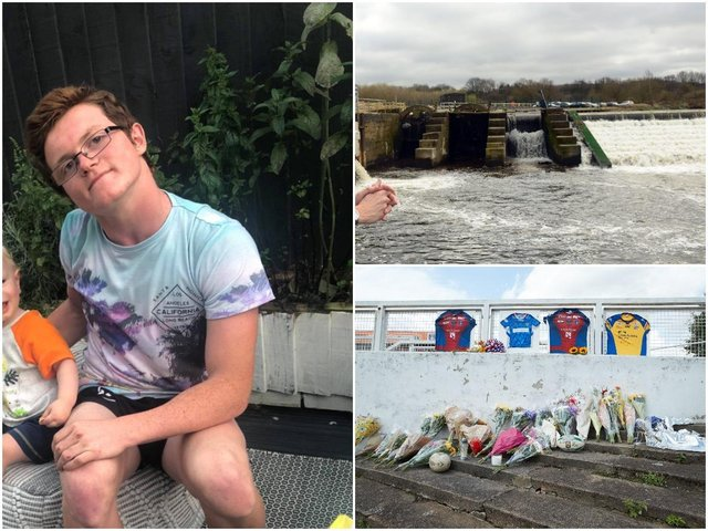 Parents in Wakefield have been warned of the dangers of trespassing, after a missing teenager was found drowned at the city's hydroelectric plant. Elliot Burton, 15, was reported missing in July 2019 - and a coroner has now issued a warning to parents about the danger of children trespassing at the city's hydroelectric plant.