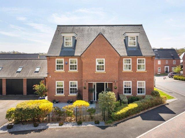 Take a look inside this fantastic detached home in Bodington Way, Leeds.