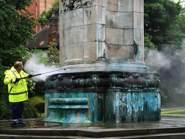 A review of the city's statues carried out last year is set to be expanded by Leeds University, following protests last year.