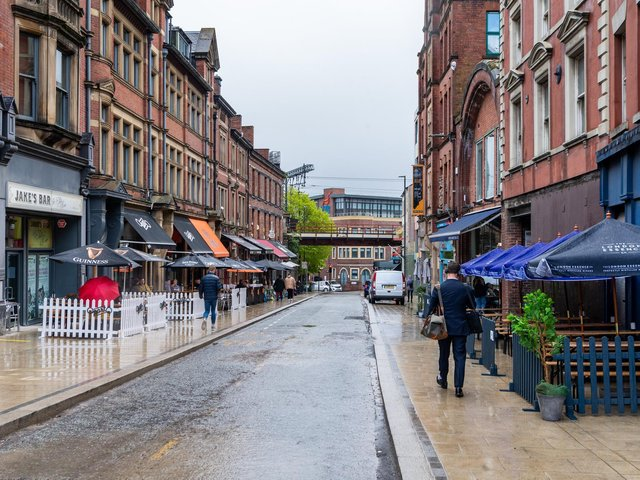 Bar staff have expressed concerns for safety and called for Call Lane to be fully pedestrianised.