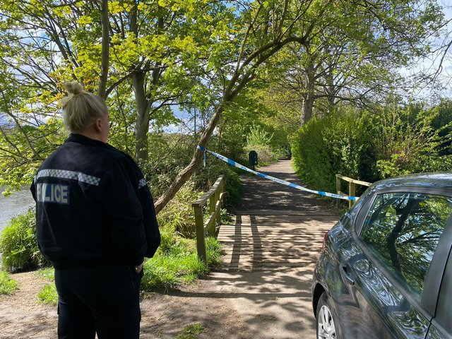 Police are investigating after a woman was sexually assaulted near to Kirkstall Abbey in Leeds.