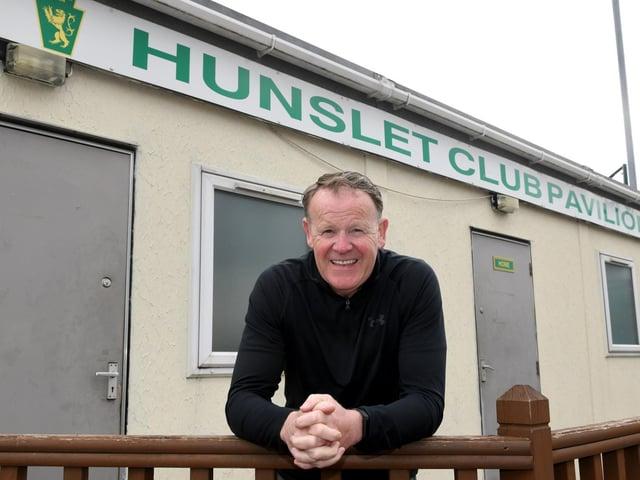 Dennis Robbins - CEO at The Hunslet Club