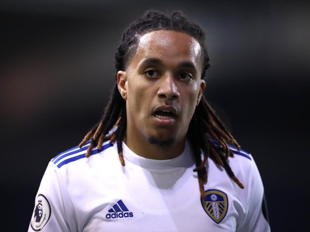 SEASON OVER - Helder Costa's injury, sustained against Manchester United, will keep him out for the rest of Leeds United's season. Pic: Getty
