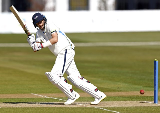 Joe Root is back in action Yorkshire against Kent this week.