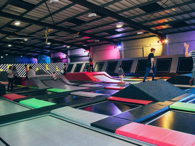 Jump Inc is reopening in May (photo: Georgina Martin)