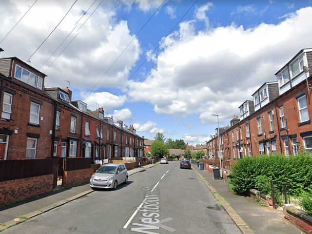 Westbourne Street, Beeston (photo: Google).