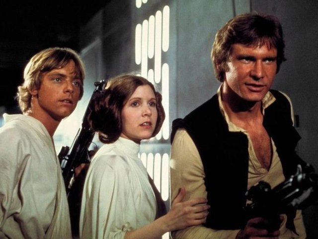 Is there a better film series than Star Wars?