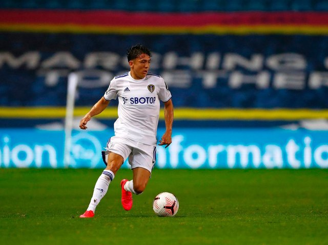 TRICKY WINGER - Youngster Ian Poveda has showcased his speed and dribbling ability without providing the end product Marcelo Bielsa wants for Leeds United. Pic: Getty