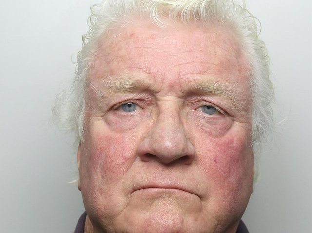 Child rapist Leslie Housecroft was given an extended prison sentence of 27 years.