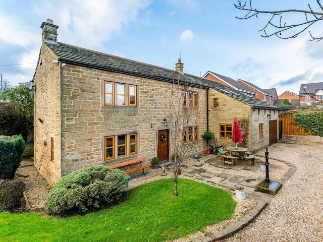 Take a look inside this stunning home on the market in Gildersome.