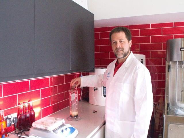 Luis Robles, business development specialist at CO2 Sustain LTD