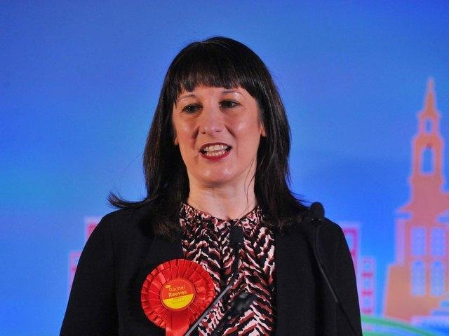 Rachel Reeves has been promoted to shadow chancellor as part of Sir Keir's reshuffle.