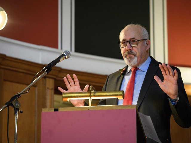Labour MP and former Leeds City Council leader Jon Trickett