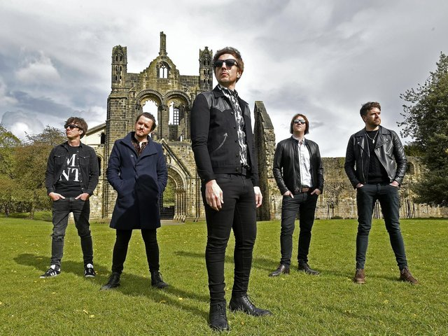 Leeds indie-rock band Apollo Junction are gearing up for the release of their second album