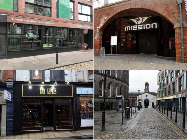 Pubs, clubs and restaurants that won't reopen in Leeds on May 17