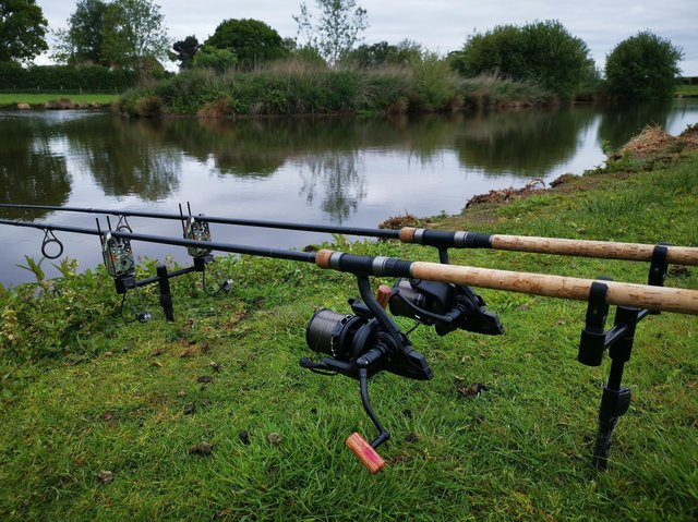 The health and wellbeing benefits of angling are becoming more widely recognised, according to Angling Direct. Picture: PA