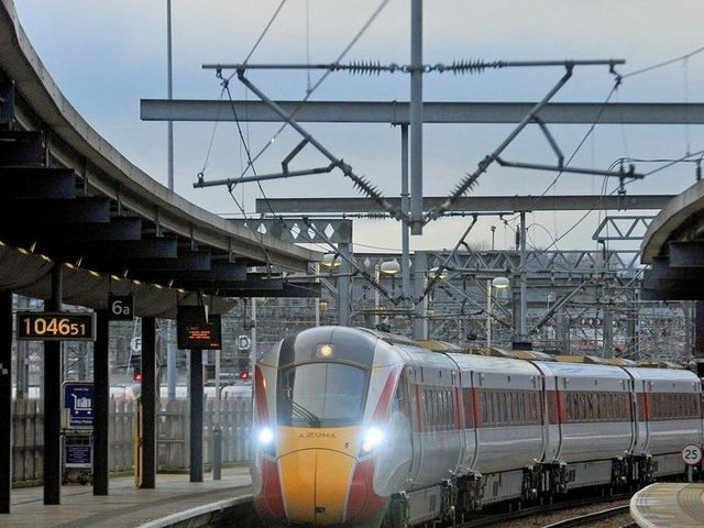 Disruption is expected on LNER services from Leeds for weeks