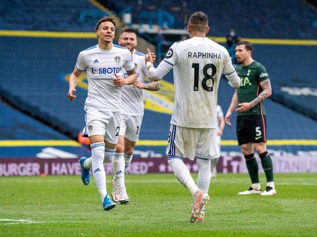 KEY MAN - Rodrigo is 'vital' for Leeds United says head coach Marcelo Bielsa. Pic: Bruce Rollinson