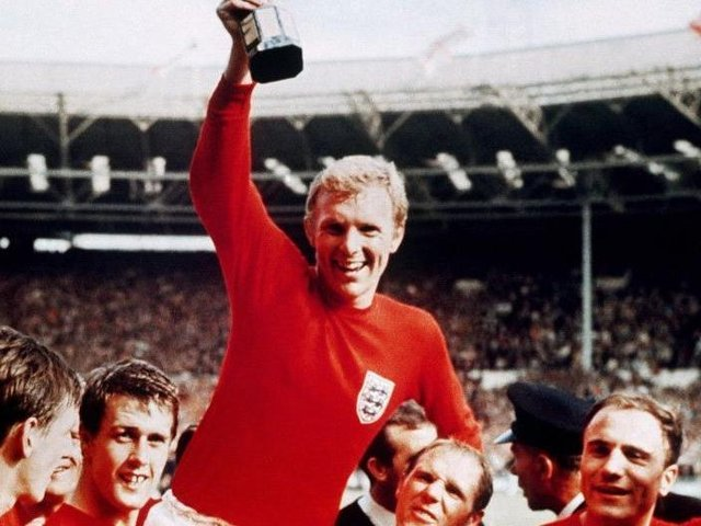 England's victory over West Germany in the 1966 World Cup Final. (AP Photo)