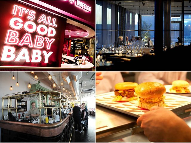 Here are the bars and restaurants in Trinity Leeds which are reopening on May 17: