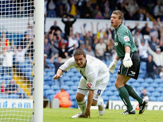 Enjoy these photo memories of David Healy in action for Leeds United. PIC: Getty