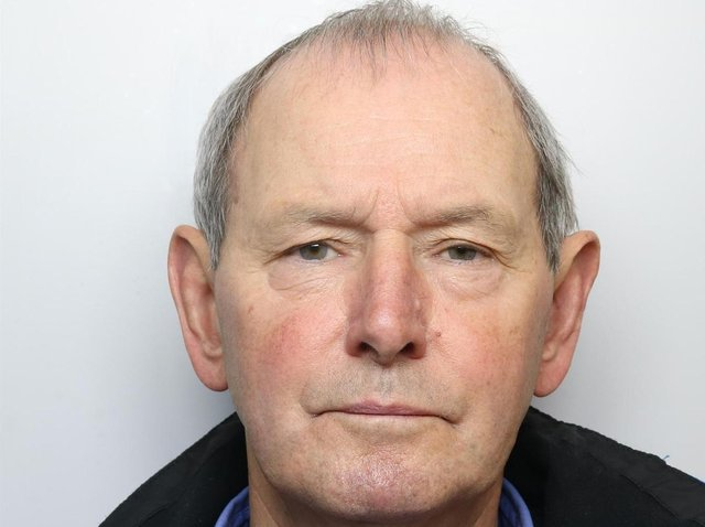 Malcolm Fletcher was jailed for eight-and-a-half years for rape and sex offences dating back to the 1970s.