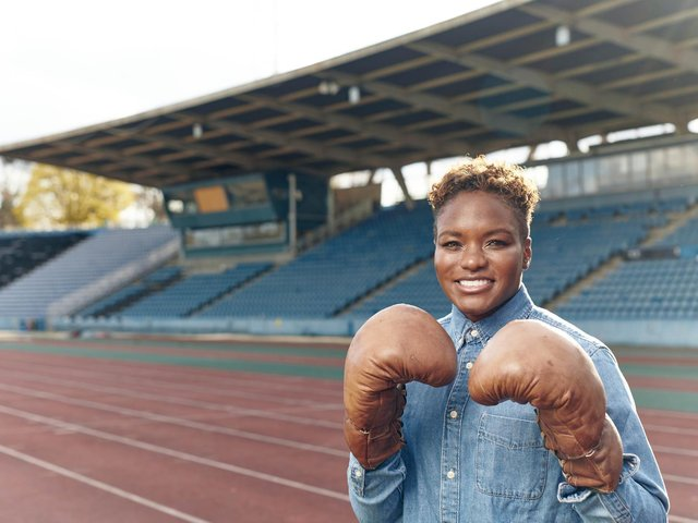 Leeds-born Nicola Adams retired from boxing in 2019. Photo: PA Photo/Mikael Buck for Smart Energy