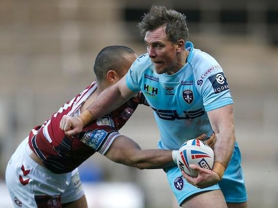 Matty Ashurst is back in contention for Trinity to face Leeds on Friday. Picture by Ed Sykes/SWpix.com.
