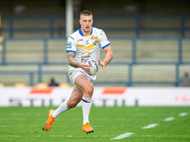 Leeds' Alex Mellor will make his 150th career appearance on Friday. Picture by Bruce Rollinson.