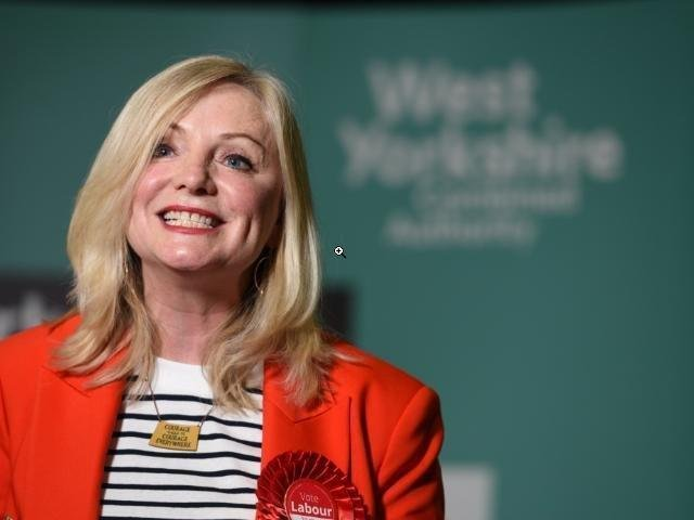 Tracy Brabin won the mayoralty by more than 100,000 votes after second preferences.