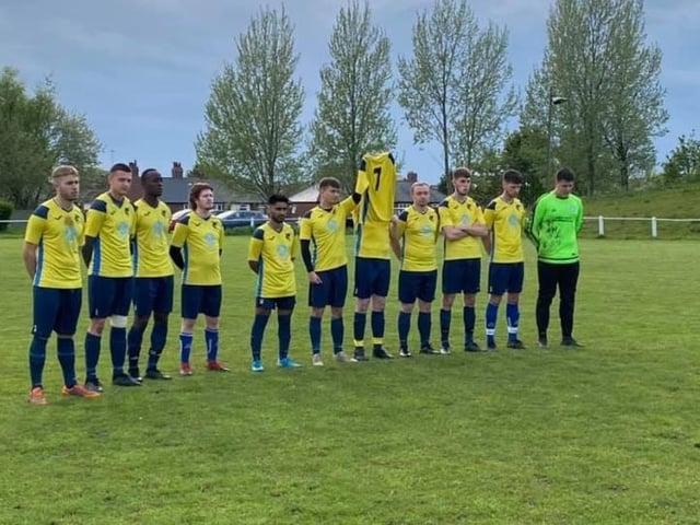 Football clubs across Leeds raise number 7 shirts in memory of Jordan Banks