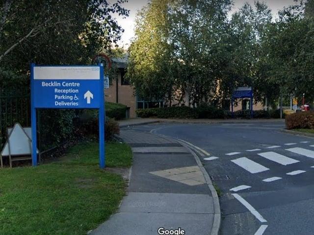 Becklin Centre.