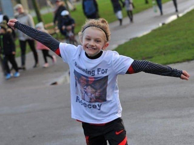 The heartbroken father a tragic nine-year-old boy killed by lightning while playing football says his donated organs have helped save three other children - as football players including James Milner paid emotional tribites.