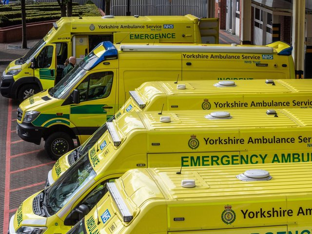 No further Covid deaths have been recorded by Leeds hospitals in the latest 24 hour update.