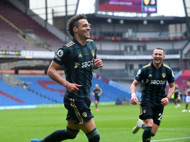 GAME CHANGER - Marcelo BIelsa sent Rodrigo on against Burnley and he added razor-sharp link up play, movement and fine finishing to score twice for Leeds United. Pic: Simon Hulme