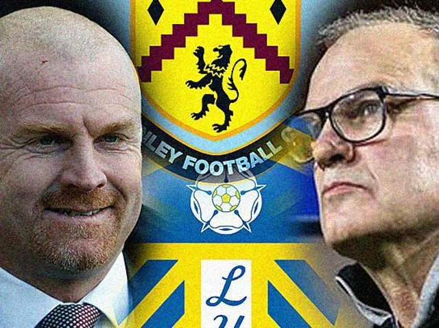 Leeds United travel to face Burnley in the Premier League.