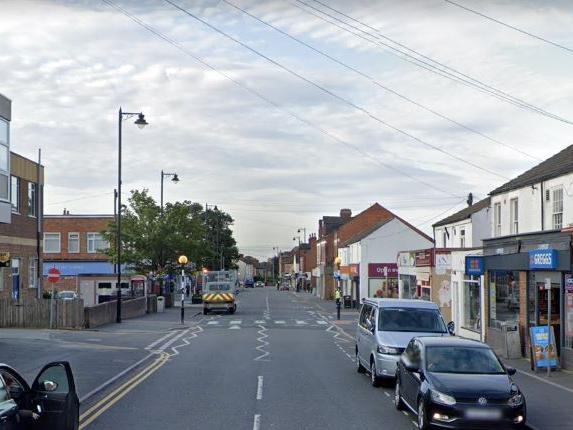 Main Street, Garforth, where the incident took place (Photo: Google)