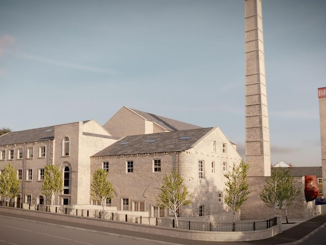 The 25m project, which is called Stonebridge Beck, includes 82 new homes as well as the regeneration of the grade II listed and long derelict former mill buildings and cottages, which is creating a further 30 homes.