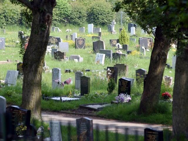 Cottingley Cemetery