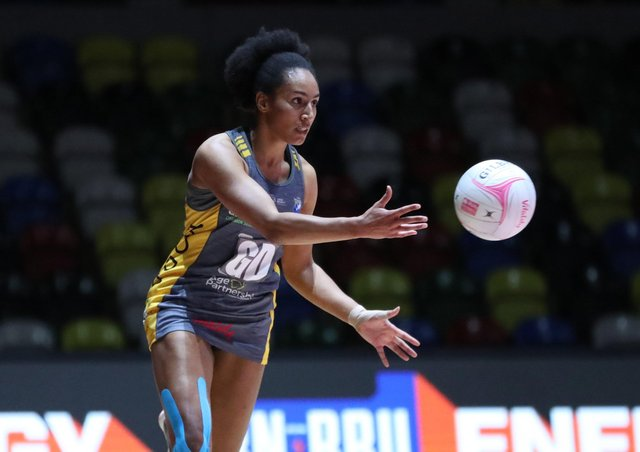 Leeds Rhinos' player of the matrch against Severn Stars - Vicki Oyesola. Picture: Morgan Harlow/Getty Images.
