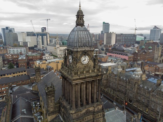 There are a number of events taking place at Leeds Town Hall this week (photo: Adobe stock image)