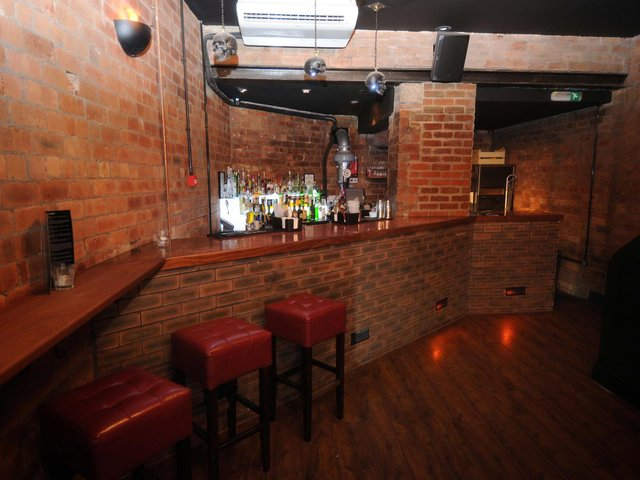 Bad Apples bar will not be reopening.
