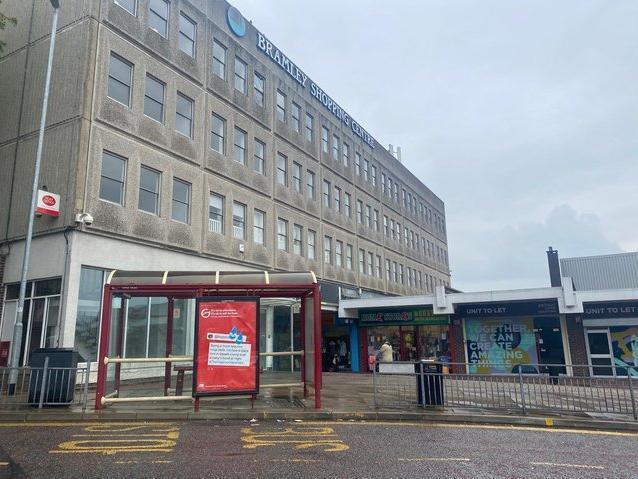 Bramley Shopping Centre (photo: Google).