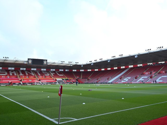 LAST AWAY DAY: For Leeds United comes at Southampton, above, on Tuesday evening. Photo by Glyn Kirk - Pool/Getty Images.