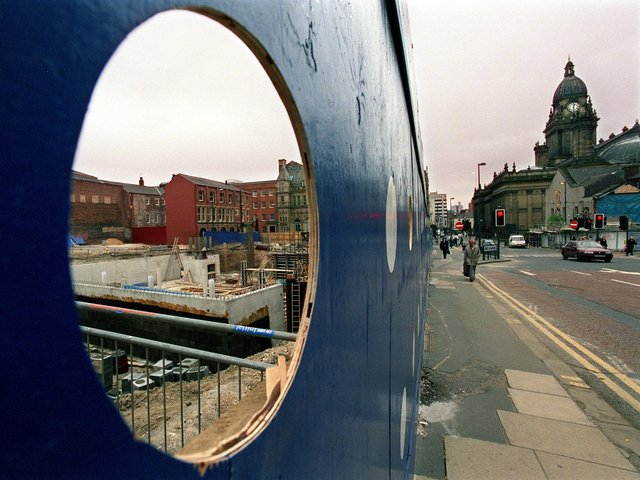 Enjoy these photo memories from Leeds in May 2000.