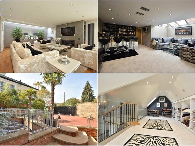 Take a look inside this stunning family home in Oakwood, on the market with Manning Stainton.