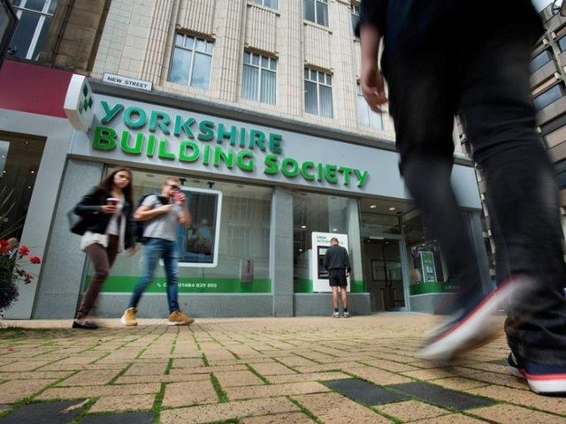 The initiative will take place over the next nine months, in selected branches of Yorkshire Building Society.