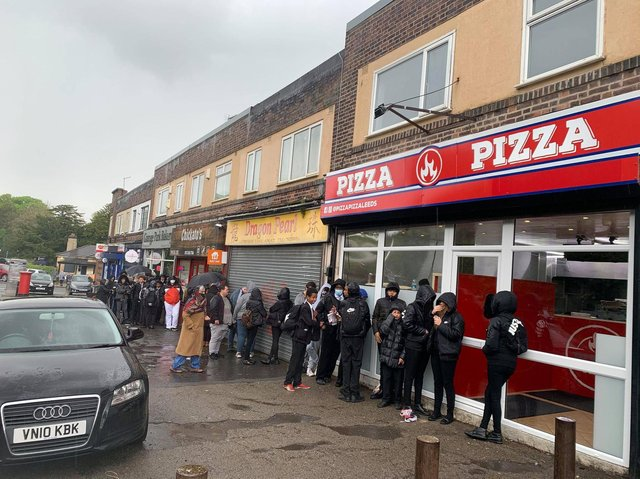 cc Pizza Pizza Leeds