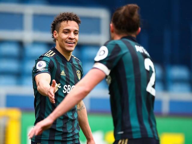 Leeds United forward Rodrigo starts at Southampton. Pic: Getty